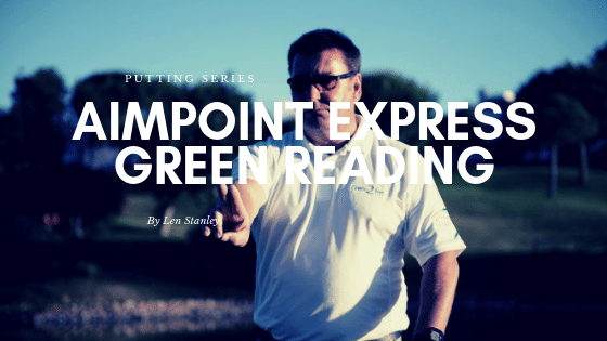 Aimpoint Express Green Reading